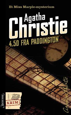 """4.50 fra Paddington"" av Agatha Christie"