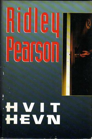 """""""Hvit hevn"""" av Ridley Pearson"""
