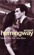 """Fiesta the sun also rises"" av Ernest Hemingway"