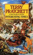 """Interesting Times - A Discworld Novel (Discworld Novels)"" av Terry Pratchett"