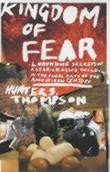 """Kingdom of fear"" av Hunter S. Thompson"
