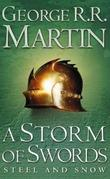 """A storm of swords one: steel and snow"" av George R.R. Martin"