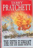 """The fifth elephant a Discworld novel"" av Terry Pratchett"