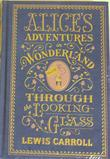"""Alice's Adventures in Wonderland AND Through the Looking Glass (Penguin Classics)"" av Lewis Carroll"