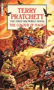 """The colour of magic - the first Discworld novel"" av Terry Pratchett"