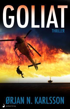 """""""Goliat - thriller"""" av Ørjan N. Karlsson"""