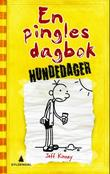 &#34;Hundedager&#34; av Jeff Kinney
