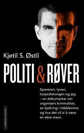 &#34;Politi og rver&#34; av Kjetil Stensvik stli
