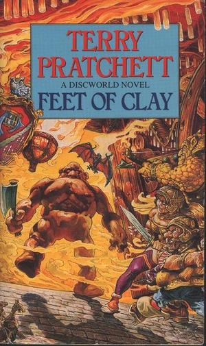 """Feet of Clay - A Discworld Novel"" av Terry Pratchett"