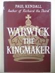 """Warwick the Kingmaker"" av Paul Murray Kendall"