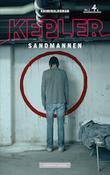 """""""Sandmannen kriminalroman"""" av Lars Kepler"""