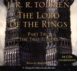 """""""The two towers the lord of the rings"""" av J.R.R. Tolkien"""