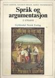 """""""Språk og argumentasjon"""" av Olav Asheim"""