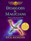 """Demigods and Magicians Percy and Annabeth Meets the Kanes"" av Rick Riordan"