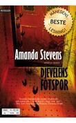 """""""Djevelens fotspor"""" av Amanda Stevens"""