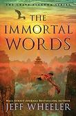 """The Immortal Words The Grave Kingdom #3"" av Jeff Wheeler"