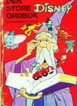"""""""Den store Disney ordbok Ny revidert utgave """" av Walt Disney Productions"""