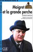 """""""Maigret et la grande perche"""" av Georges Simenon"""