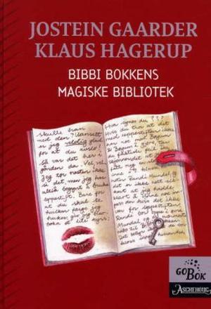 """""""Bibbi Bokkens magiske bibliotek"""" av Jostein Gaarder"""