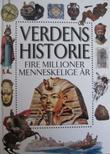 """""""Verdens historie fire millioner menneskelige år"""" av Anita Ganeri"""
