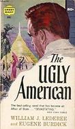 """""""THE UGLY AMERICAN"""" av LEADER & BURDICK"""
