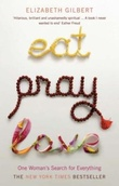 """Eat, pray, love - one woman's search for everything"" av Elizabeth Gilbert"
