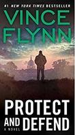 """Protest and defend"" av vince Flynn"