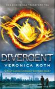 """""""Divergent"""" av Veronica Roth"""