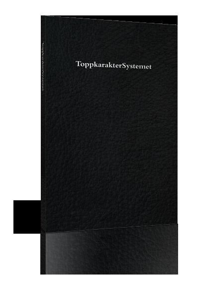 """""""ToppKarakterSystemet"""" av Pål R. Hetland"""