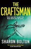"""""""The craftsman"""" av Sharon Bolton"""