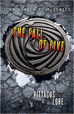 """The Fall of Five (Lorien Legacies, Book 4)"" av Pittacus Lore"