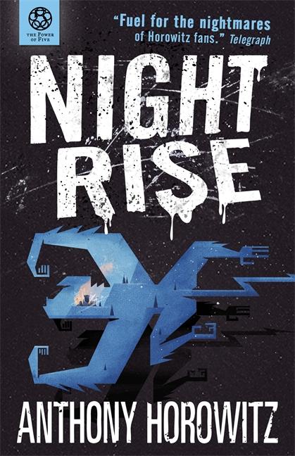 """""""Nightrise (The Gatekeepers)"""" av Anthony Horowitz"""