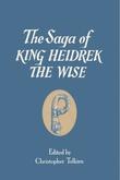 """""""The Saga of King Heidrek the Wise"""" av Christopher Tolkien"""