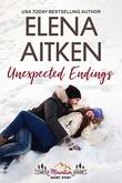 """""""Unexpected Endings Castle Mountain Lodge #2.5"""" av Elena Aitken"""