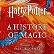 """Harry Potter: A history of magic"" av Ben Davies"