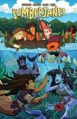 """""""Lumberjanes Vol 5 band together"""" av Noelle Stevenson"""