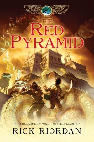 """The Kane Chronicles Book One - Red Pyramid"" av Rick Riordan"