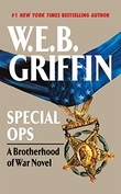 """""""Spesial ops"""" av W.E.B Griffin"""