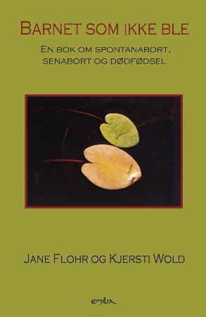"""""""Barnet som ikke ble - en bok om spontanabort, senabort og dødfødsel"""" av Jane Flohr"""
