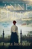 """""""Triple Jeopardy Daniel Pitt Mystery #2"""" av Anne Perry"""