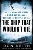 """""""The Ship That Wouldn't Die The Saga of the USS Neosho- A World War II Story of Courage and Survival at Sea"""" av Don Keith"""