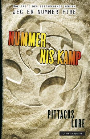 """""""Nummer nis kamp"""" av Pittacus Lore"""