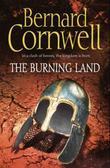 """""""The burning land - saxon series 5"""" av Bernard Cornwell"""