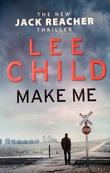 """""""Make me Jack Reacher book 20"""" av Lee Child"""