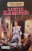 """""""Ensom ulv"""" av Louis L'Amour"""