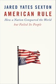 """American rule"" av Jared Yates Sexton"