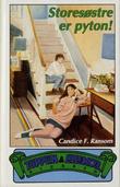 """""""Storesøstre er pyton!"""" av Candice F. Ransom"""