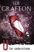 """U for understrøm"" av Sue Grafton"