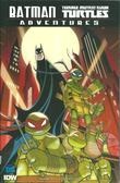 """Batman/Teenage Mutant Ninja Turtles Adventures"" av Matthew K. Manning"