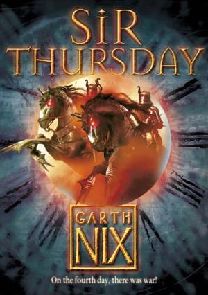 """Sir Thursday (The Keys to the Kingdom)"" av Garth Nix"